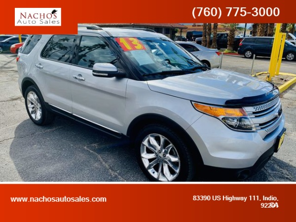 2013 Ford Explorer in Indio, CA