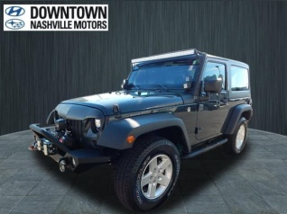 Jeeps For Sale In Tn >> Used Jeep Wrangler For Sale In Waverly Tn 278 Used Wrangler