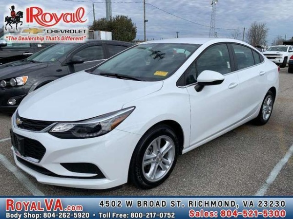 50 Best Richmond Used Chevrolet Cruze For Sale Savings From 3699