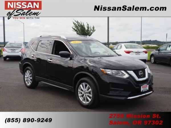 2020 Nissan Rogue in Salem, OR
