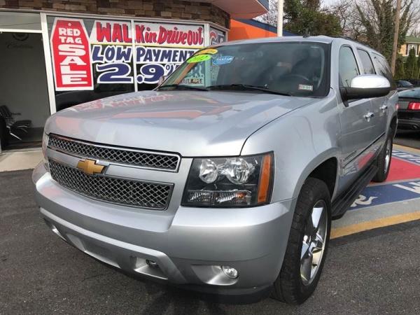 2012 Chevrolet Suburban in Gwynn Oak, MD