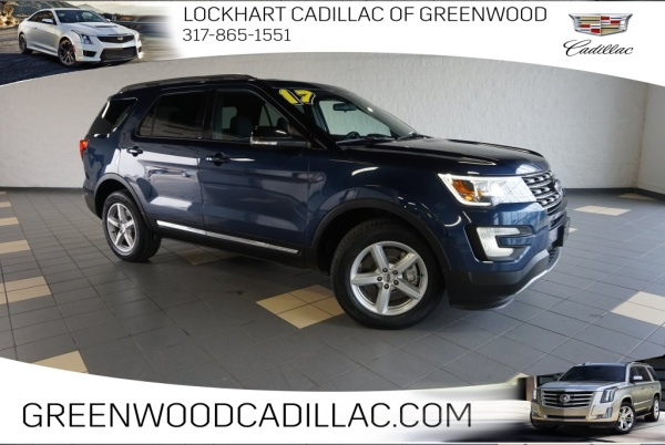 2017 Ford Explorer in Greenwood, IN