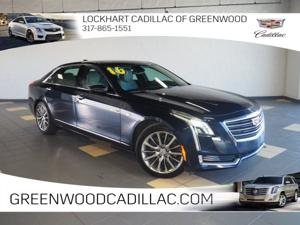 2016 Cadillac CT6 in Greenwood, IN