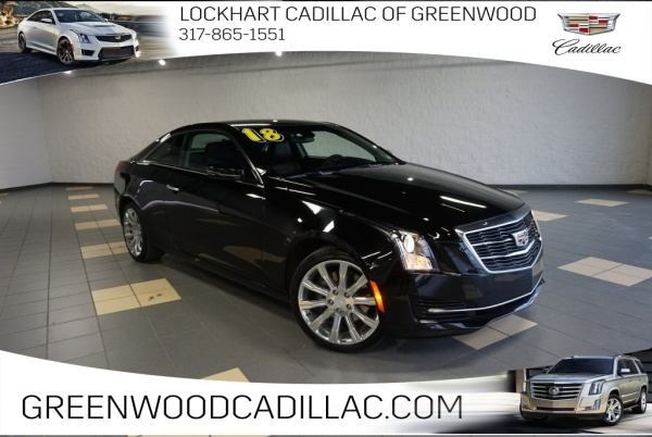 2018 Cadillac ATS in Greenwood, IN