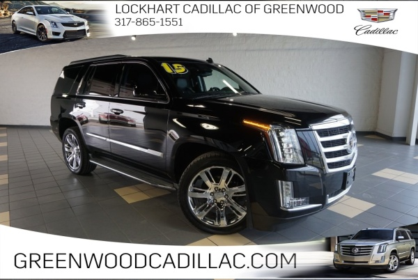 2015 Cadillac Escalade in Greenwood, IN