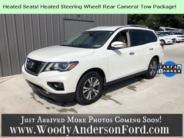 2017 Nissan Pathfinder SV FWD For Sale in Huntsville, AL | TrueCar