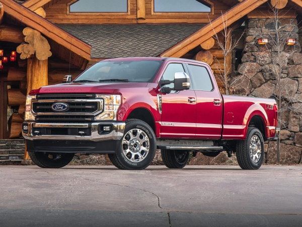 2020 Ford Super Duty F-350 in Huntsville, AL