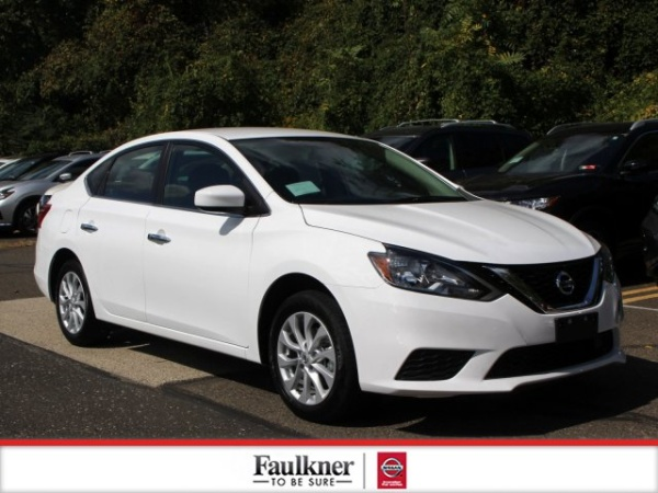 2019 Nissan Sentra in Jenkintown, PA