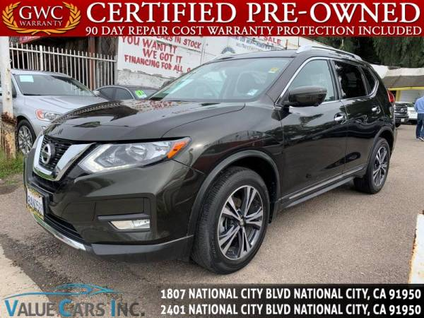 2017 Nissan Rogue in National City, CA