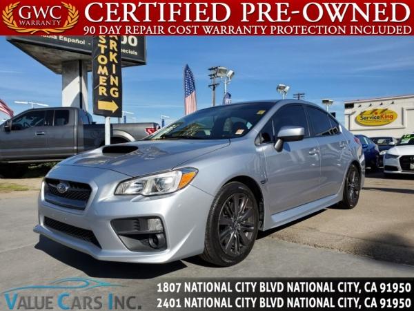 2017 Subaru WRX in National City, CA