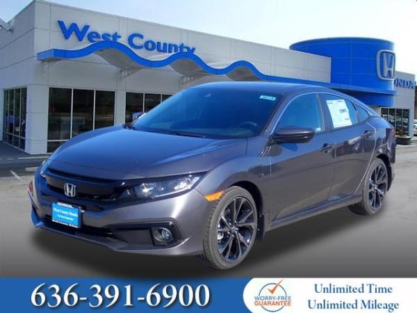 2020 Honda Civic in Ellisville, MO