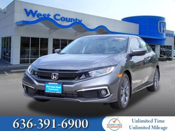 2019 Honda Civic in Ellisville, MO