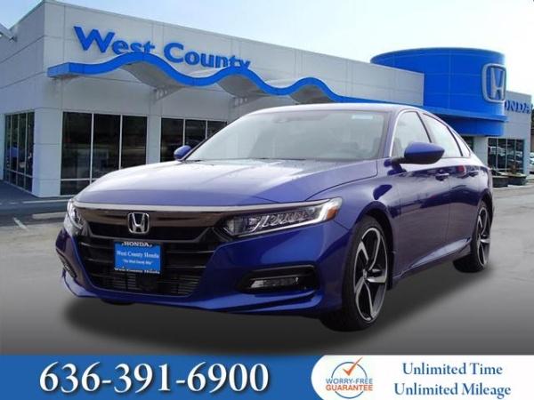 2020 Honda Accord in Ellisville, MO