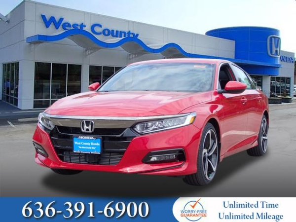 2019 Honda Accord in Ellisville, MO