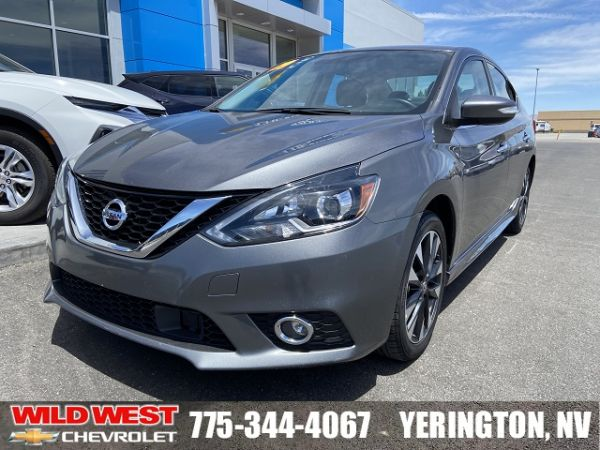 2019 Nissan Sentra in Yerington, NV