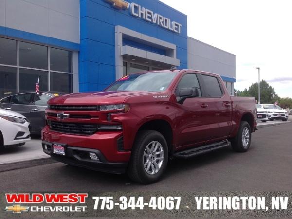 2019 Chevrolet Silverado 1500 in Yerington, NV