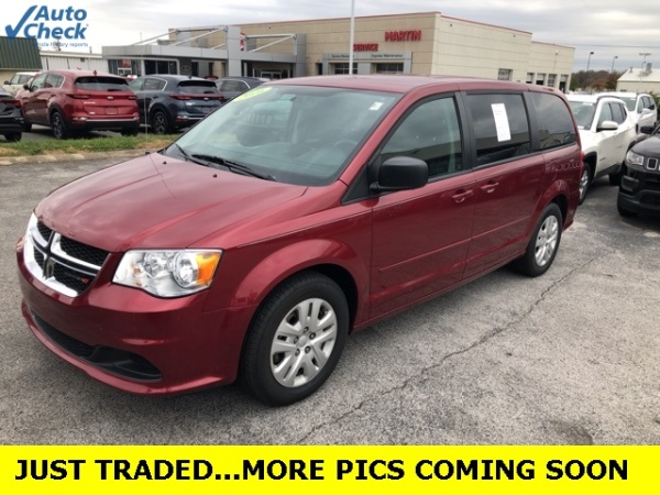 2016 Dodge Grand Caravan in Bowling Green, KY