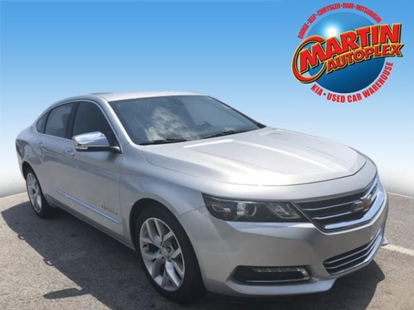 Used Cars Bowling Green Ky >> 2018 Chevrolet Impala Premier With 2lz For Sale In Bowling