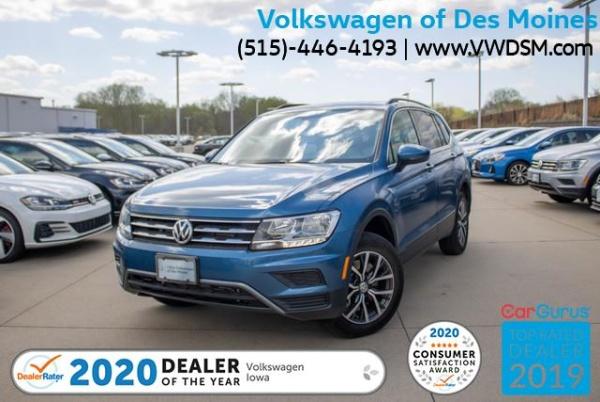 2019 Volkswagen Tiguan in Johnston, IA