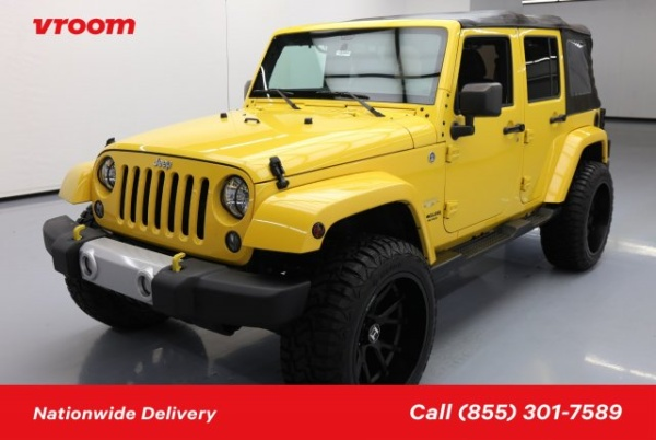 2015 Jeep Wrangler in Stafford, TX
