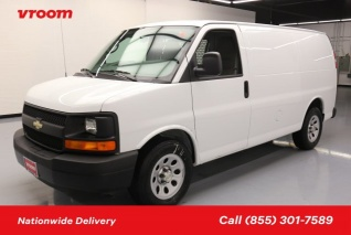 7ffc6a9700 2012 Chevrolet Express Cargo Van 1500 RWD SWB for Sale in Brice