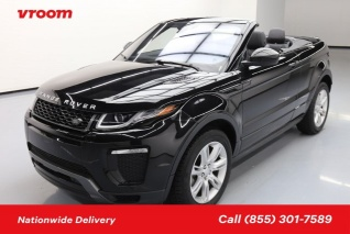 2017 Land Rover Range Evoque Hse Dynamic Convertible For In Stafford Tx