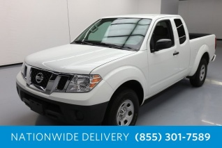 Used 2017 Nissan Frontier S King Cab 2WD Auto For Sale In Little Rock, AR