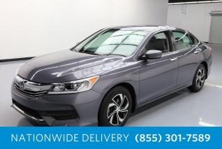Used 2016 Honda Accord LX Sedan I4 CVT For Sale In Greenville, NC