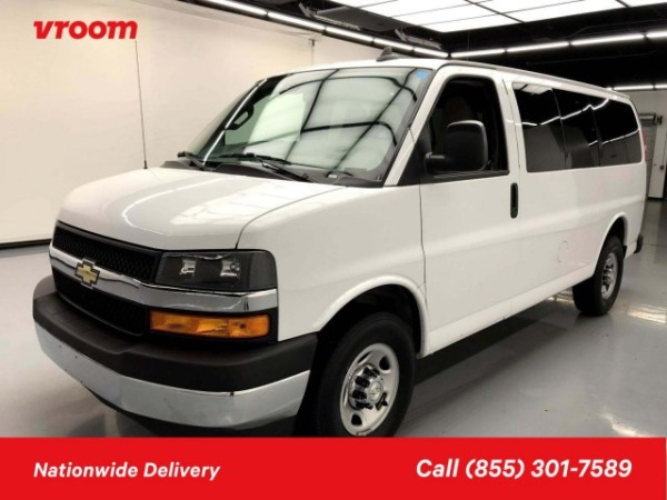 2019 Chevrolet Express Passenger in Stafford, TX