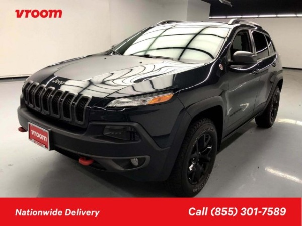 2017 Jeep Cherokee in Stafford, TX