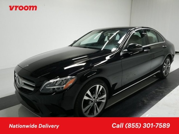 2019 Mercedes-Benz C-Class in Stafford, TX