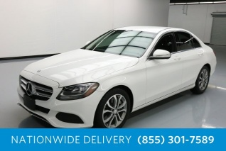 Used 2015 Mercedes Benz C Class C 300 Sedan RWD For Sale In Mobile