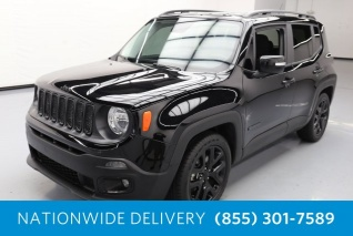 Used 2017 Jeep Renegade Altitude FWD For Sale In Salt Lake City, UT