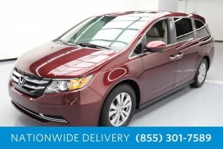 Used 2016 Honda Odyssey EX L For Sale In Salt Lake City, UT