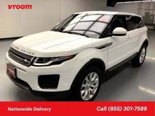 Range Rover Seattle >> Used Land Rover Range Rover Evoques For Sale In Seattle Wa
