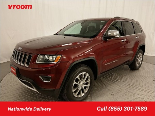 2016 Jeep Grand Cherokee in Stafford, TX