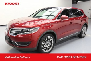 Used 2017 Lincoln Mkx For Sale 255 Used 2017 Mkx Listings Truecar