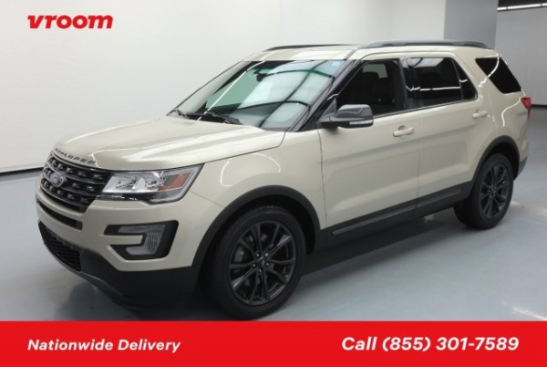 2017 Ford Explorer in Stafford, TX