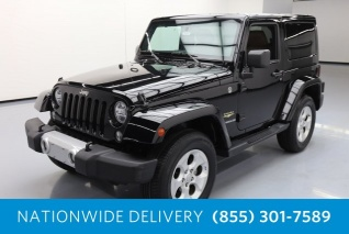 Used 2015 Jeep Wrangler Sahara For Sale In San Diego, CA