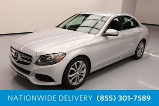 Used 2015 Mercedes Benz C Class 300 Sedan RWD For Sale In Mobile