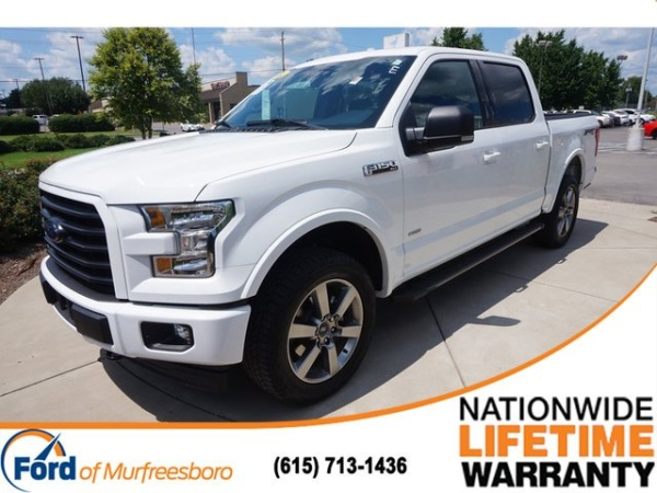 Ford Of Murfreesboro >> Ford F 150
