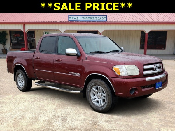 2006 Toyota Tundra in LINDALE, TX