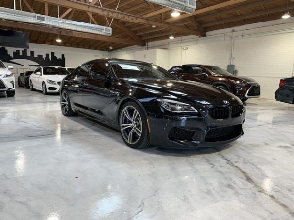2016 BMW M6 in Inglewood, CA