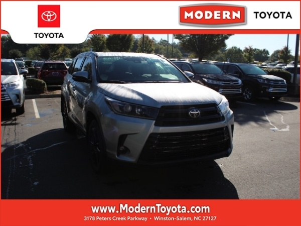 2019 Toyota Highlander in Winston-Salem, NC