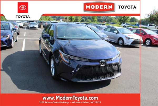 Modern Toyota Winston Salem Nc >> 2020 Toyota Corolla Le Cvt For Sale In Winston Salem Nc