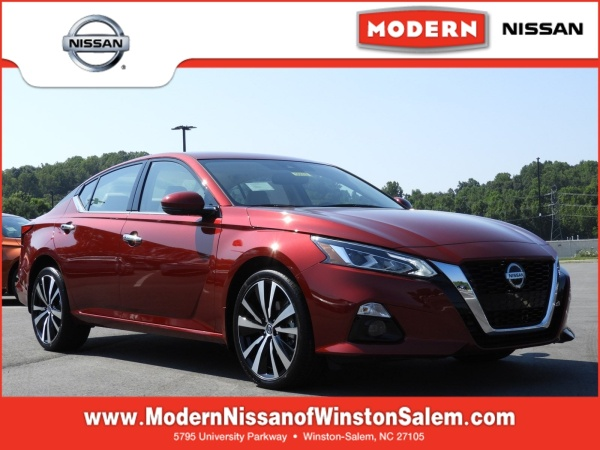 2020 Nissan Altima in Winston-Salem, NC