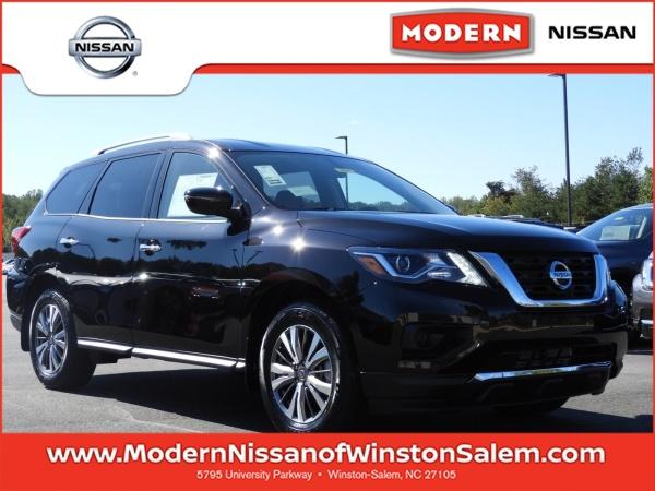 2020 Nissan Pathfinder in Winston-Salem, NC