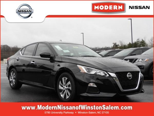 2020 Nissan Altima in Winston-Salem, NC