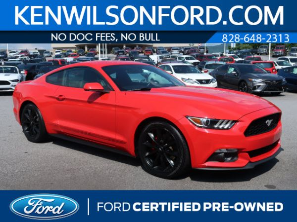 2017 Ford Mustang in Canton, NC
