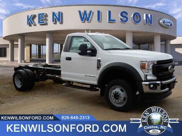 2020 Ford Super Duty F-550 in Canton, NC